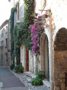 Photo of St. Paul de Vence near Nice in France