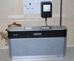 Photo of Bush CDAB5R DAB stereo radio