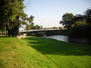 Photo of bridge, Newbridge, Co. Kildare
