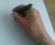 Link icon: image of a hand holding a pen