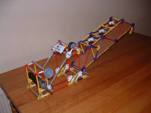 Photo of the Engineering Demonstrator