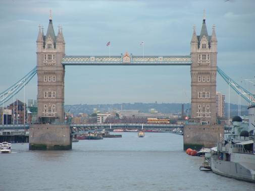 Photo of Tower Bridge, London